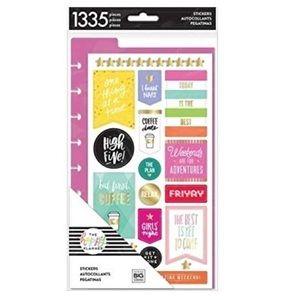 The Happy Planner Scrapbook Stickers